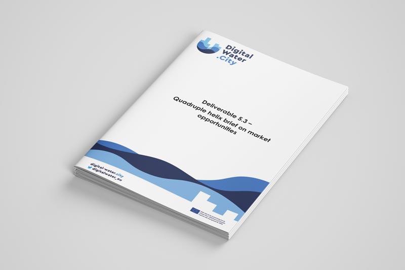 D5.3 Quadruple helix brief on market opportunities