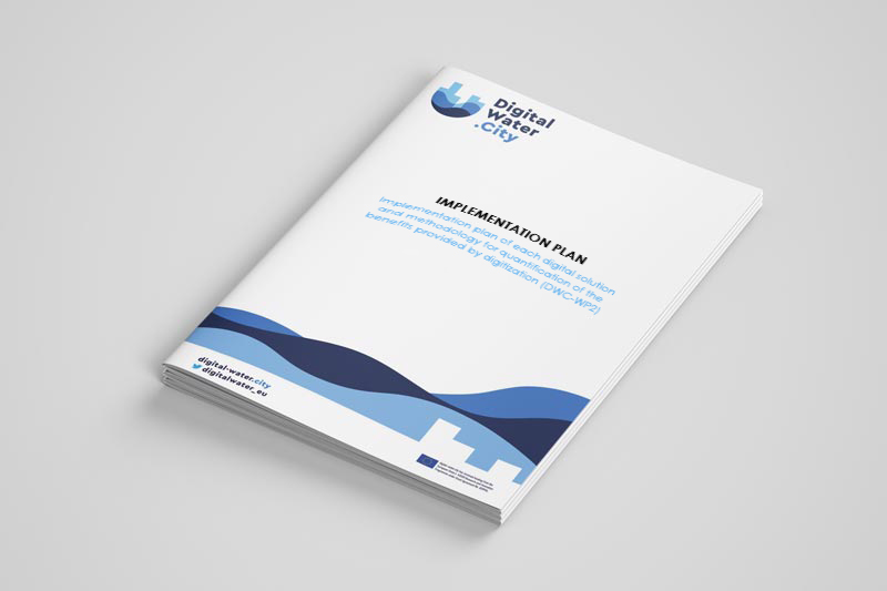 D2.1 Implementation plan of each digital solution and methodology for quantification of the benefits provided by digitization