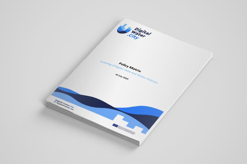 D3.2 Policy Matrix – Screening of Digital, Data and Water Policies