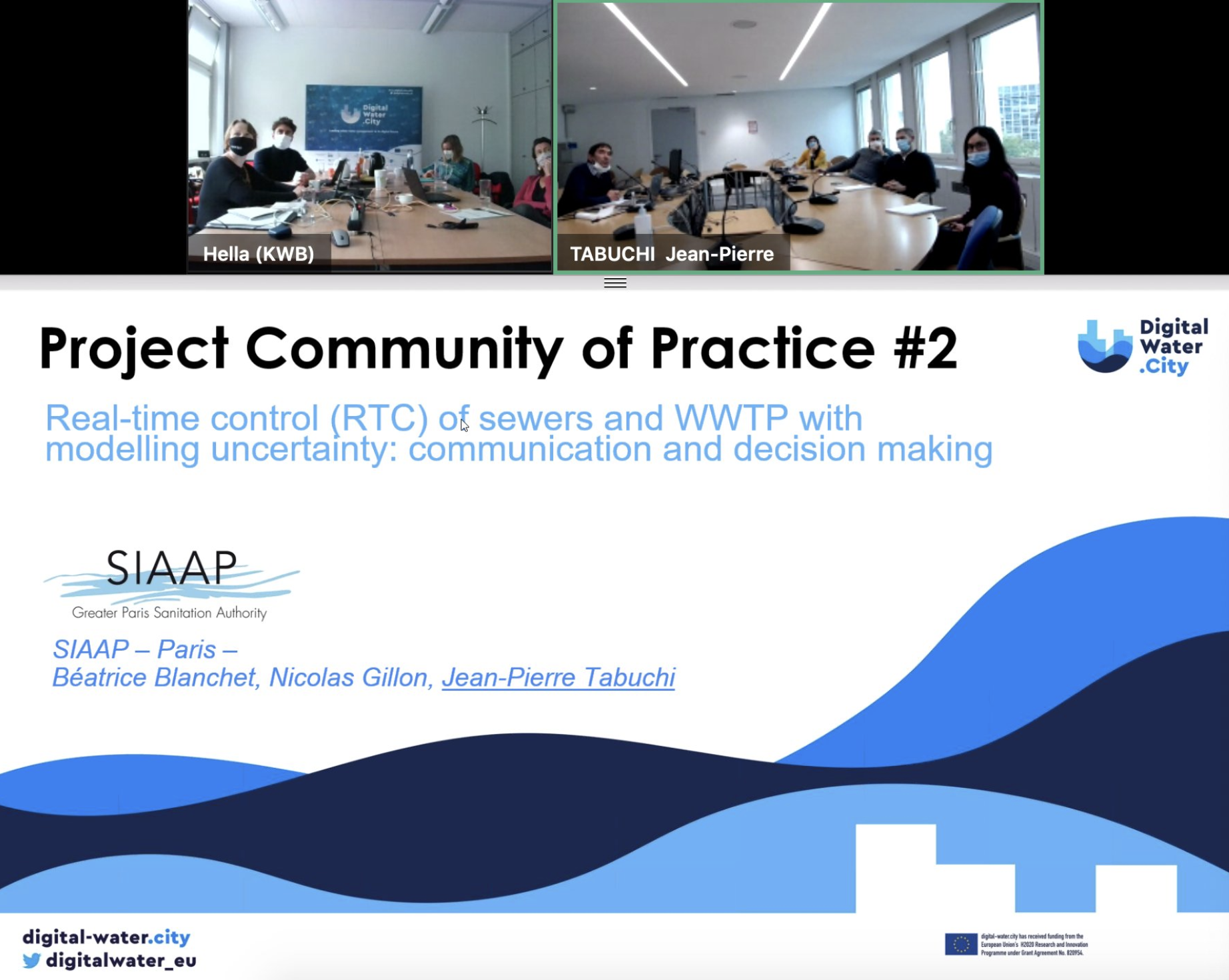 DWC Community of Practice