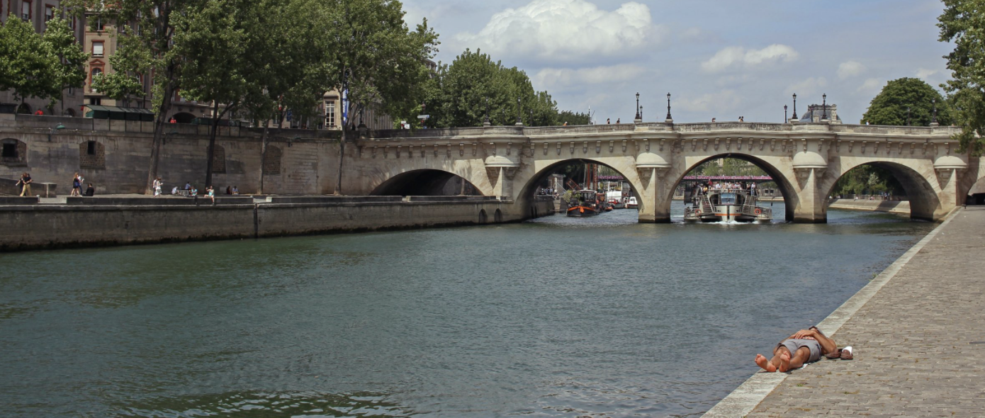 EURACTIV – Seine river could become swimming ground for Paris 2024 Olympics