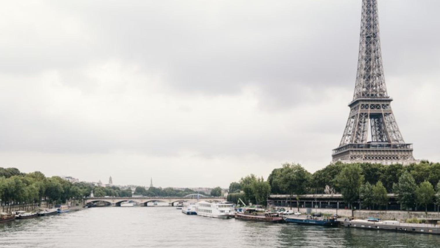 Business AM-Burgemeester Parijs wil Seine omtoveren tot Olympisch zwembassin